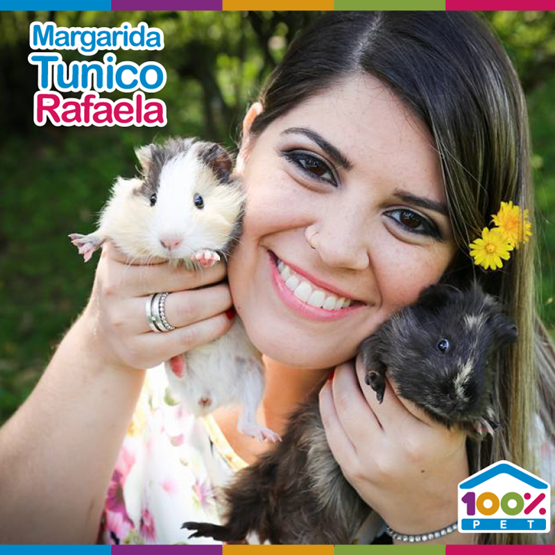 Margarida e Tunico - Rafaela