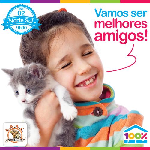 Feira de Adoção Especial Gatinhos - AAAC