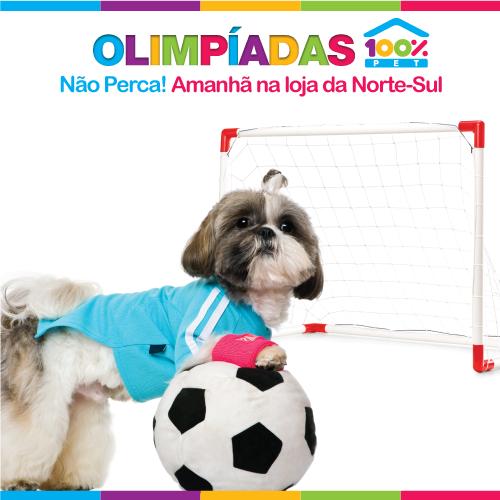 100% Olimpíadas - Norte-Sul