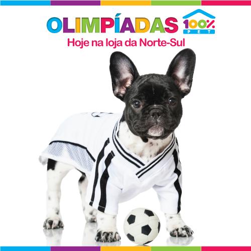 100% Olimpíadas - Norte Sul